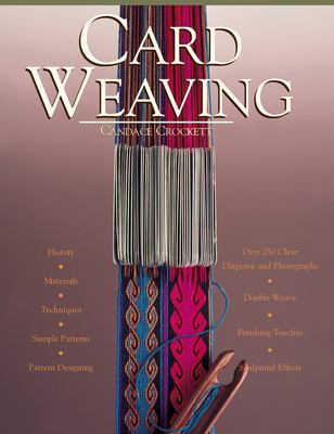 Card Weaving 9780934026611