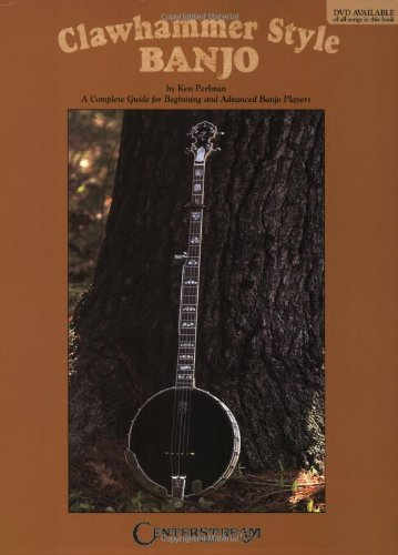 Clawhammer Style Banjo 9780931759338