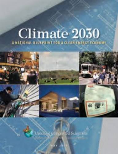 Climate 2030: A National Blueprint for a Clean Energy Economy 9780938987086
