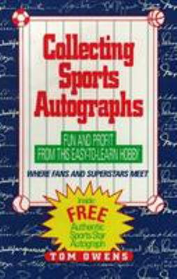Collecting Sports Autographs 9780933893795