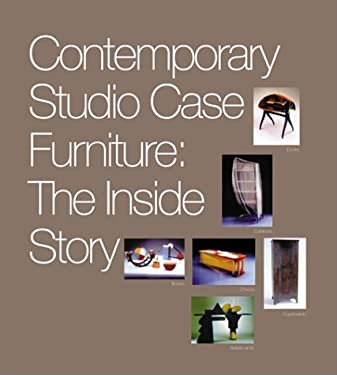 Contemporary Studio Case Furniture: The Inside Story 9780932900777