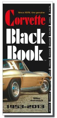 Corvette Black Book 1953-2013 9780933534575