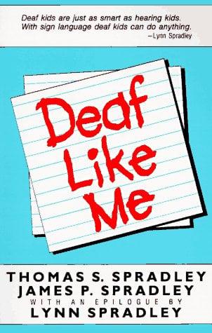 Deaf Like Me 9780930323110