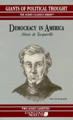 Democracy in America 9780938935124