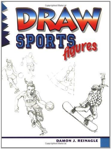 Draw Sports Figures 9780939217328