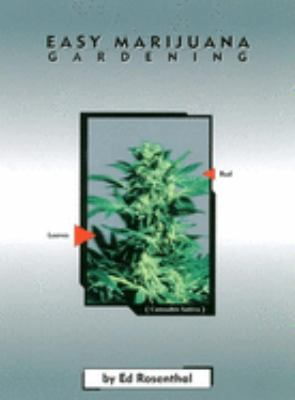 Easy Marijuana Gardening 9780932551375