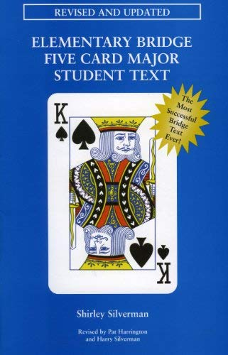 Elementary Bridge Five Card Major Student Text 9780939460663