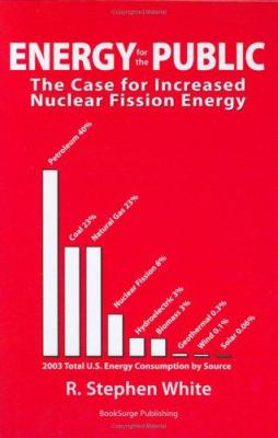 Energy for the Public: The Case for Increased Nuclear Fission Energy 9780938711858