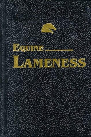 Equine Lameness 9780935842128
