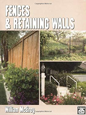 Fences and Retaining Walls 9780934041539