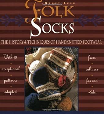 Folk Socks 9780934026970