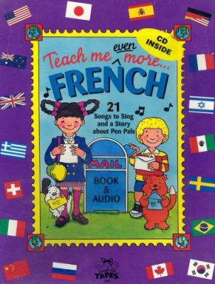 French [With Book and Poster] 9780934633994
