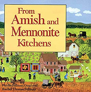 From Amish to Mennonite Kitchens 9780934672214