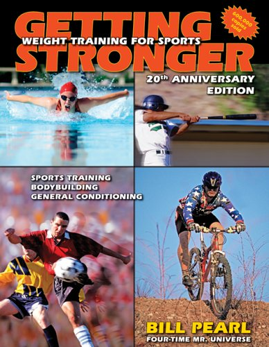 Getting Stronger: Weight Training for Sports 9780936070384
