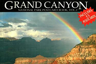 Grand Canyon Postcard Book 9780939365555