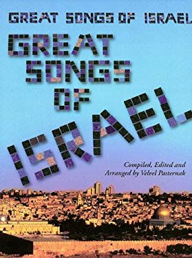 Great Songs of Israel 9780933676800