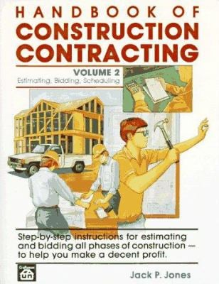 Handbook of Construction Contracting Vol. 2 9780934041133