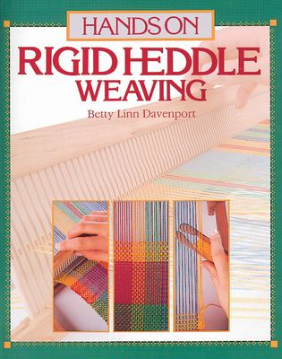Hands on Rigid Heddle Weaving 9780934026253