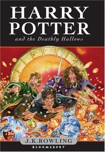 Harry Potter and the Deathly Hallows 9780939173570