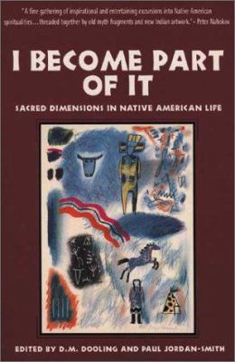 I Become Part of It: Sacred Dimensions in Native American Life 9780930407070