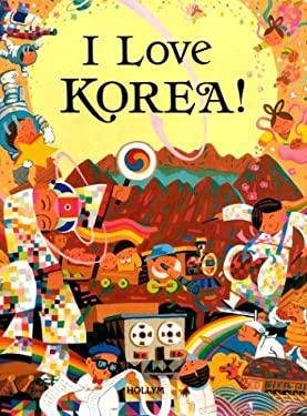 I Love Korea 9780930878870