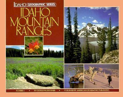 Idaho Mountain Ranges 9780938314264