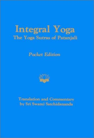 Integral Yoga-The Yoga Sutras of Patanjali Pocket Edition 9780932040282