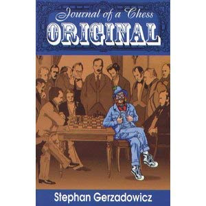 Journal of a Chess Original 9780938650737