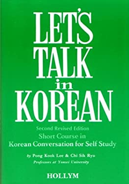 Let's Talk in Korean 9780930878108