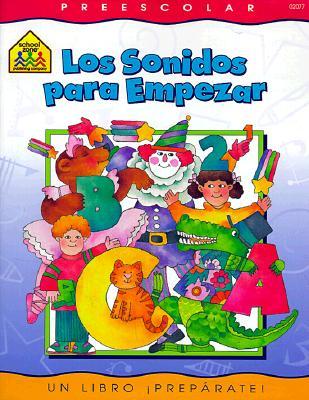 Los Sonidos Para Empezar = Beginning Sounds 9780938256779
