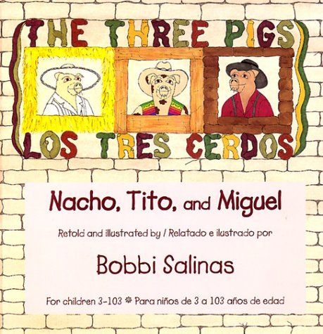 Los Tres Cerdos = The Three Little Pigs 9780934925051