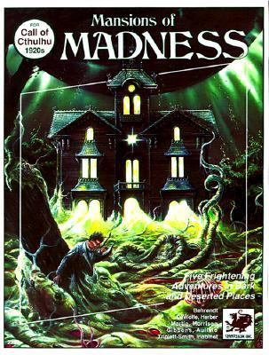 Mansions of Madness 9780933635630