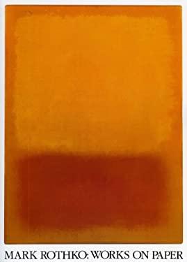 Mark Rothko: Works on Paper 9780933920538
