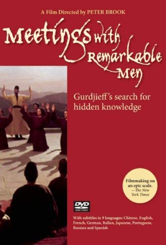 Meetings with Remarkable Men: Gurdjieff's Search for Hidden Knowledge 9780930407636