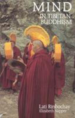 Mind in Tibetan Buddhism 9780937938027