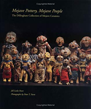 Mojave Pottery, Mojave People: The Dillingham Collection of Mojave Ceramics 9780933452558