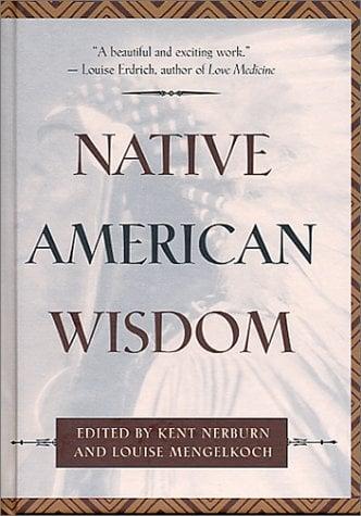 Native American Wisdom 9780931432781