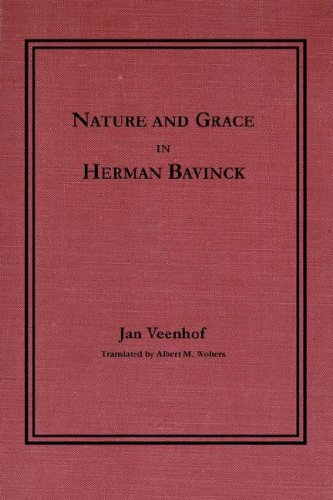 Nature and Grace in Herman Bavinck 9780932914699