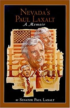Nevada's Paul Laxalt: A Memoir 9780930083090