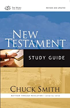 New Testament Study Guide: Matthew Through Revelation/Verse by Verse 9780936728339
