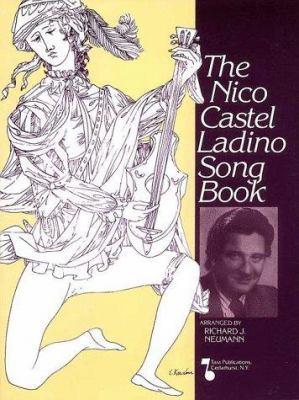 Nico Castel Ladino Songbook 9780933676039