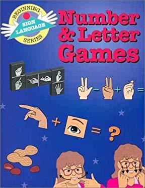 Number & Letter Games 9780931993725