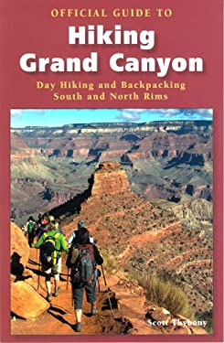 Official Guide to Hiking Grand Canyon 9780938216483