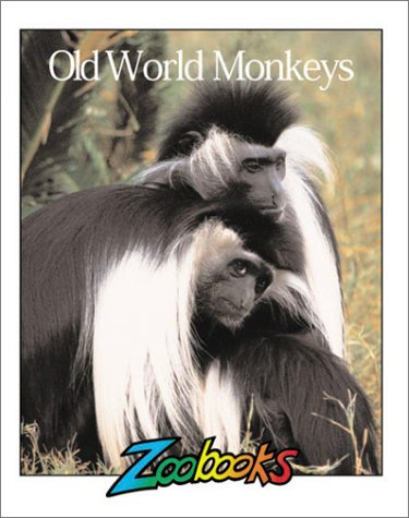 Old World Monkeys 9780937934920