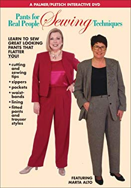 Pants for Real People: Sewing Techniques 9780935278637