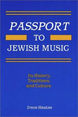 Passport to Jewish Music 9780933676459