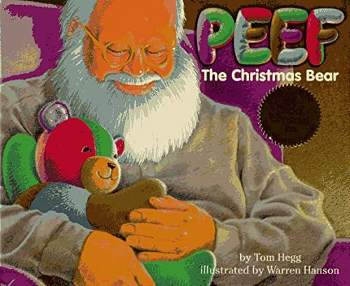 Peef the Christmas Bear