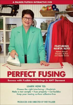 Perfect Fusing: Success with Fusible Interfacings in Any Garment 9780935278682
