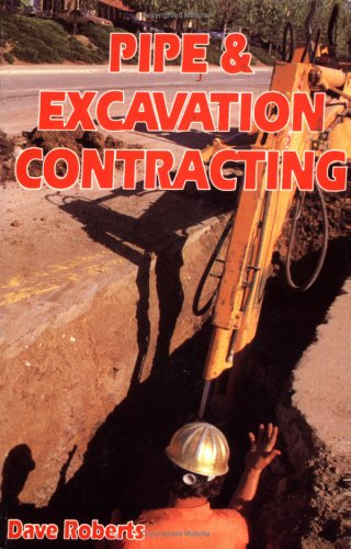 Pipe and Excavation Contracting 9780934041225