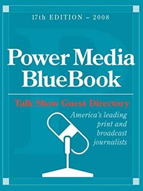 Power Media Bluebook 2008 9780934333603